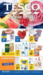 Tesco Werbeprospekt mit neuen Angeboten (1/114)