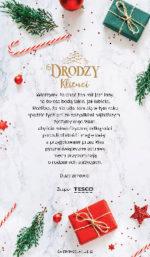Tesco Werbeprospekt mit neuen Angeboten (114/114)