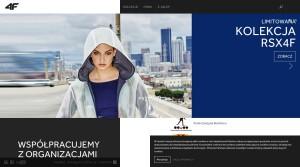 4F - Mode & Bekleidungsgeschäfte in Polen