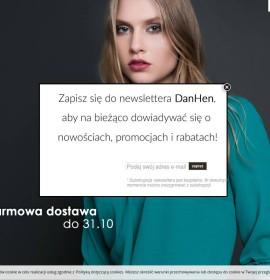 DanHen Pasaż Fryderyk – Mode & Bekleidungsgeschäfte in Polen, Konin