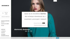 DanHen - Mode & Bekleidungsgeschäfte in Polen