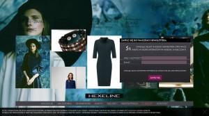 Hexeline - Mode & Bekleidungsgeschäfte in Polen