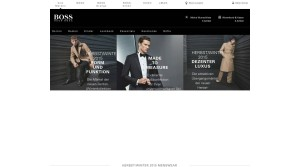 Hugo Boss - Mode & Bekleidungsgeschäfte in Polen