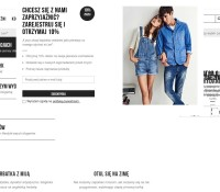 Lee & Wrangler – Mode & Bekleidungsgeschäfte in Polen, Lublin
