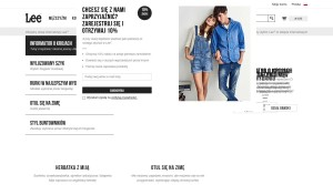 Lee & Wrangler - Mode & Bekleidungsgeschäfte in Polen