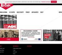 Lee Cooper-Rifle Galeria Rosa – Mode & Bekleidungsgeschäfte in Polen, Radom