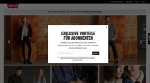 Levi's Galeria Malta - Mode & Bekleidungsgeschäfte in Polen