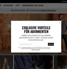 Levi's – Mode & Bekleidungsgeschäfte in Polen, Garwolin