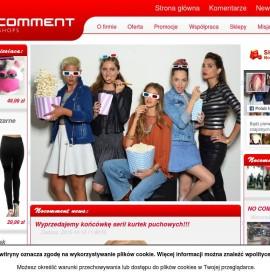 No Comment C.H. Fashion House – Mode & Bekleidungsgeschäfte in Polen, Piaseczno