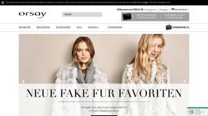 ORSAY - Mode & Bekleidungsgeschäfte in Polen