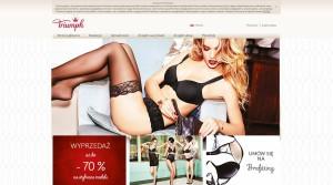 Triumph - Mode & Bekleidungsgeschäfte in Polen