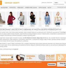 Ups! – Mode & Bekleidungsgeschäfte in Polen, Kalisz