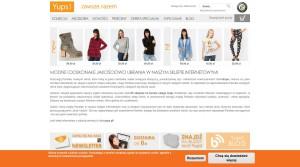 Ups! - Mode & Bekleidungsgeschäfte in Polen