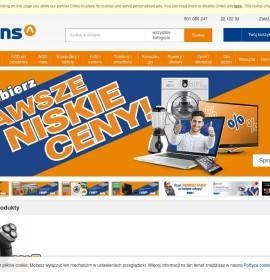 Avans – Elektrogeschäfte in Polen, Wieluń