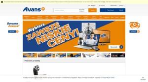 Avans - Elektrogeschäfte in Polen