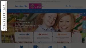 Carrefour - Supermärkte & Lebensmittelgeschäfte in Polen