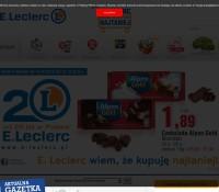 E.Leclerc – Supermärkte & Lebensmittelgeschäfte in Polen, Gliwice