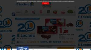 E.Leclerc - Supermärkte & Lebensmittelgeschäfte in Polen