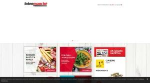 Intermarche - Supermärkte & Lebensmittelgeschäfte in Polen