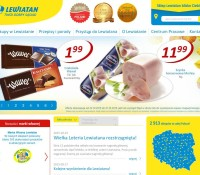 Lewiatan Supermarket – Supermärkte & Lebensmittelgeschäfte in Polen, Tomaszów Mazowiecki