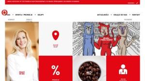 Małpka Express - Supermärkte & Lebensmittelgeschäfte in Polen