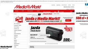 Media Markt - Elektrogeschäfte in Polen