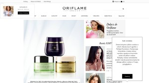 Oriflame - Drogerien & Parfümerien in Polen