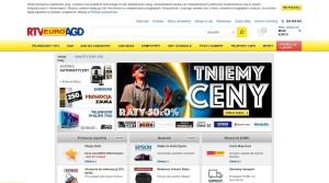 RTV EURO AGD - Elektrogeschäfte in Polen