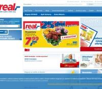 Real – Supermärkte & Lebensmittelgeschäfte in Polen, Szczecin