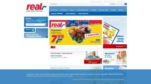 Real - Supermärkte & Lebensmittelgeschäfte in Polen