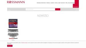 Rossmann - Drogerien & Parfümerien in Polen