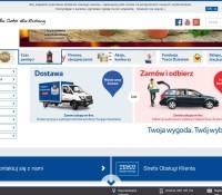 Tesco – Supermärkte & Lebensmittelgeschäfte in Polen, Lubin