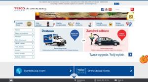 Tesco - Supermärkte & Lebensmittelgeschäfte in Polen