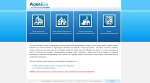 Bauindustrie - Bauunternehmen - Ökologisches Bauen,  in Polen AquaEco Sp. z o. o.
