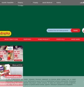 Biedronka – Supermärkte & Lebensmittelgeschäfte in Polen, Żarki
