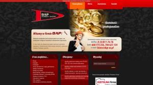 Bauindustrie - Baustoffe - Metall-Produkte,  in Polen DAP Elementy Złączne