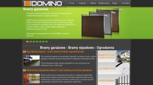 Bauindustrie - Bauunternehmen - Industriebau,  in Polen Domino