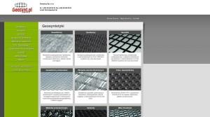 Bauindustrie - Bauunternehmen - Straßenbau,  in Polen Geosynt.pl Sp. z o. o.