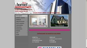 Bauindustrie - Architekten - Öffentliche Gebäude, Bauindustrie - Bauunternehmen - Wohnbau,  in Polen Hornet Plus sp. z o.o.