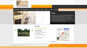 Bauindustrie - Bauunternehmen - Wohnbau,  in Polen PHU Kowalczyk&Kowalczyk