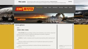 Bauindustrie - Bauunternehmen - Straßenbau,  in Polen Przedsiębiorstwo Usługowo-Handlowe IM-BUD Monika Soboń