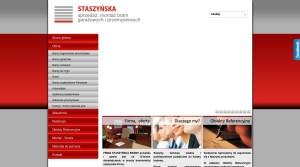Bauindustrie - Baustoffe - Türen Tore & Zäune,  in Polen STASZYŃSKA Bramy