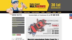 KFZ-Werkstätten in Polen Auto Radex-Expert