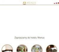 Hotel Wenus Paweł Tkacz