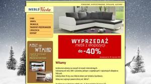 Möbel und Zubehör in Polen Meble Viola