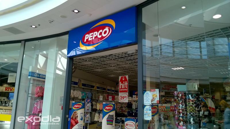 Polnischer Pepco-Store