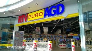 RTV EURO AGD Elektromarkt