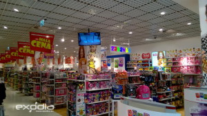 Smyk - polnischer Spielwaren-Laden