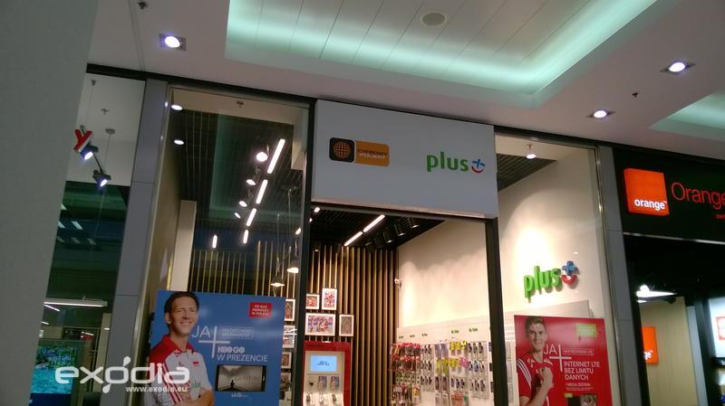 Plus Mobilfunk in Polen