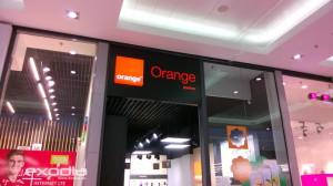 Orange in Polen